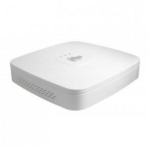 4 Channel Smart Mini 1U 4PoE Network Video Recorder