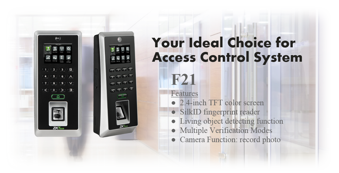 Access Control System & CCTV Supplier in Singapore