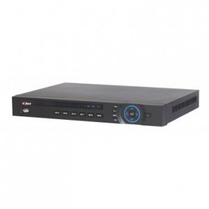 8 Channel 1U 8PoE Network Video Recorder