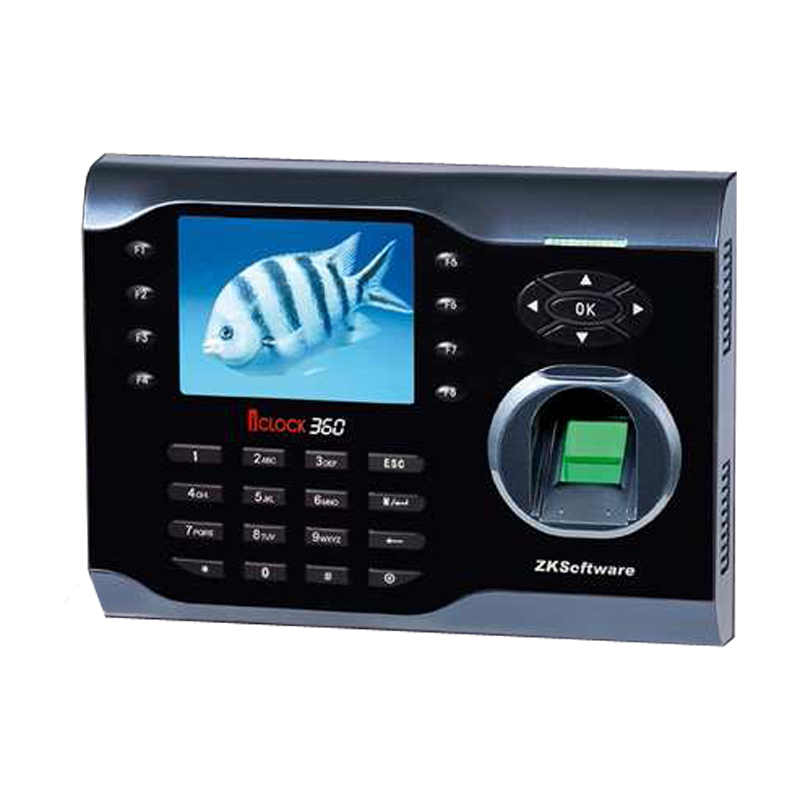 iClock 360 Time Attendance System